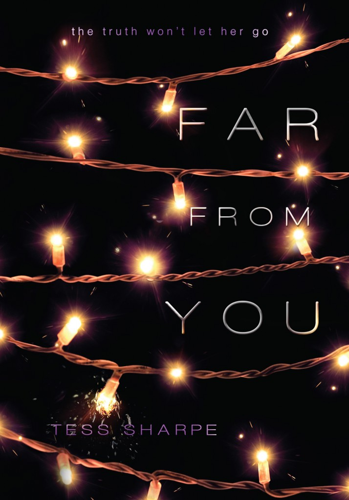 "US book cover for ""Far from You"""